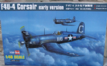 HBB80386 1/48 Vought F4U-4 Corsair - Early Version